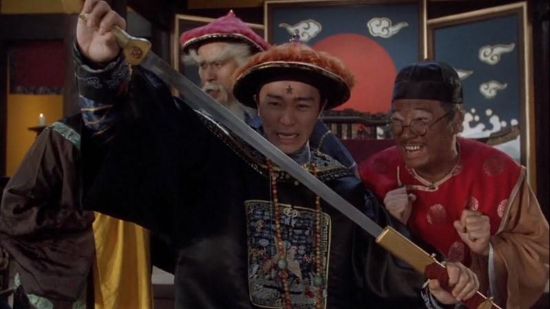 Tham gia cùng Châu Tinh Trì còn có giàn diễn viên nổi tiếng