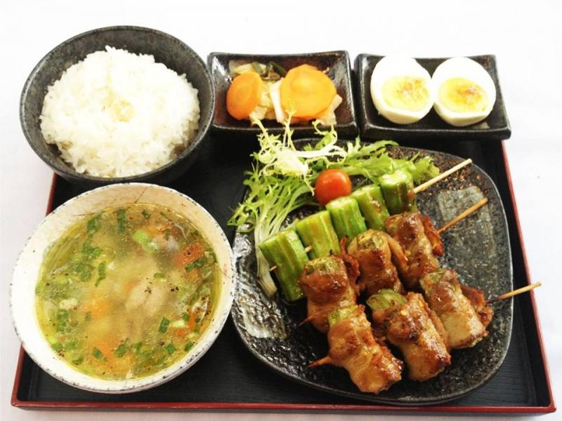 Các món Nhật Bản của YummyQ