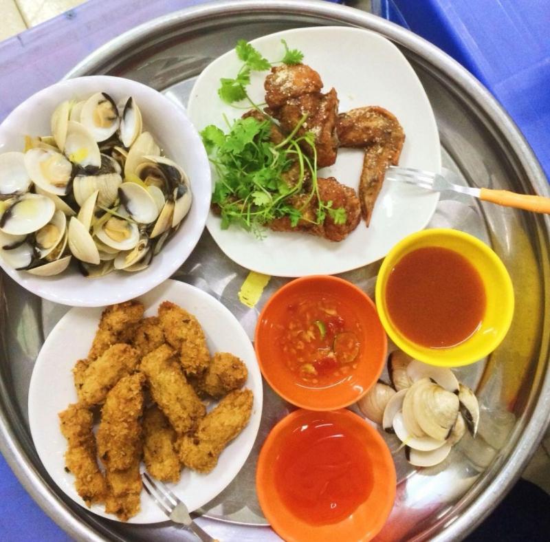 Quang Anh – Ốc & Chè Sài Gòn