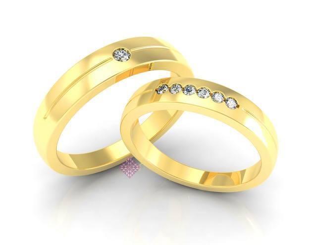 Nhẫn cưới Hải Phòng của Quang Đức