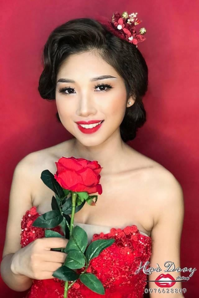 Hòa Dory make up (Quang Ngọc Wedding)
