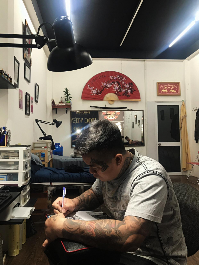 Quang Tattoo Studio