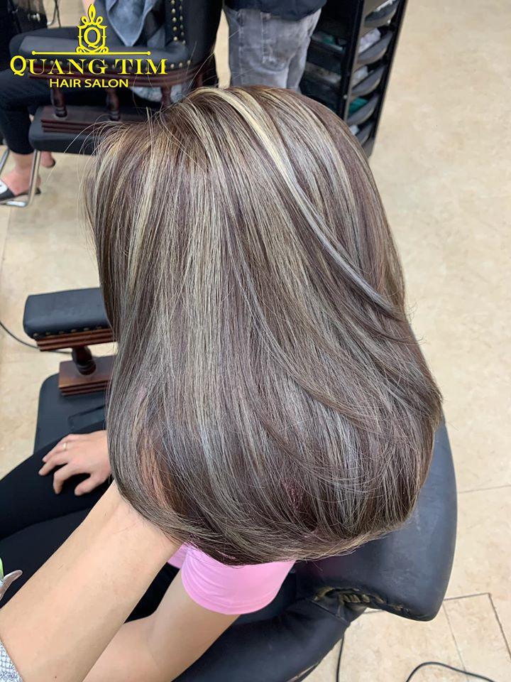 QUANG TIM hair salon