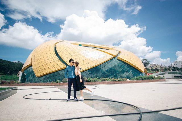 Quảng trường Lâm Viên