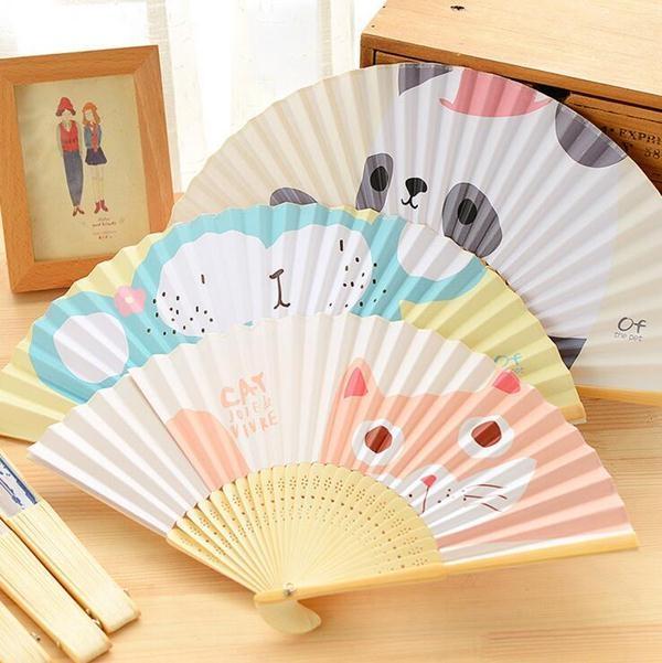 Quạt giấy Nhật Bản
