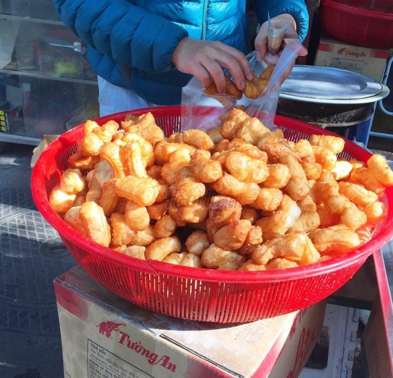 Quẩy đùi gà - 164 Thái Thịnh
