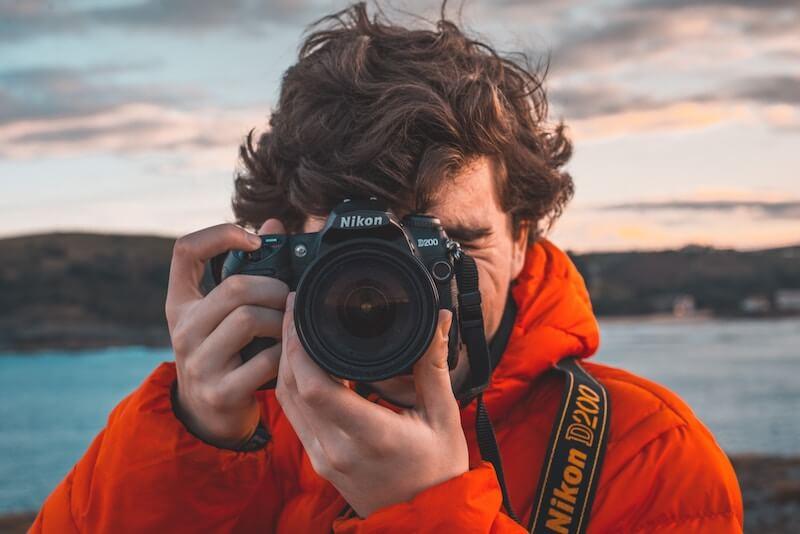 Quay phim  - Chụp ảnh