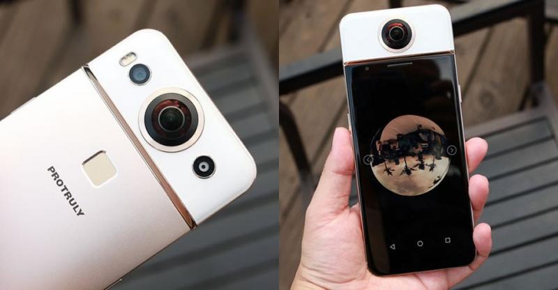 Camera di động quay phim 360