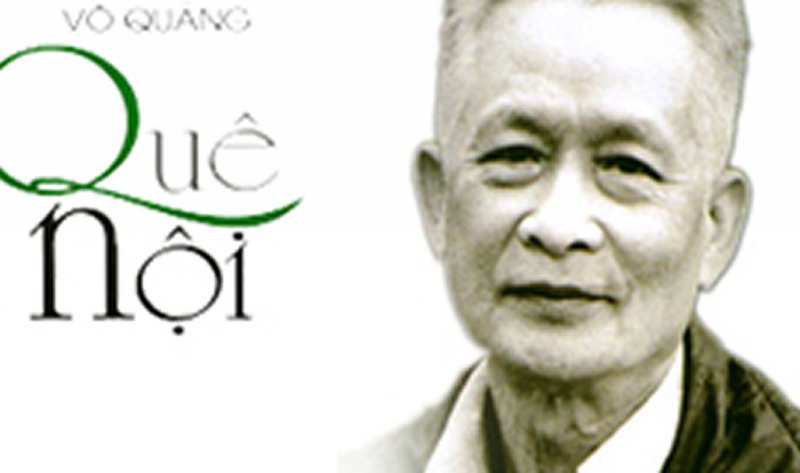 Nhà văn Võ Quảng