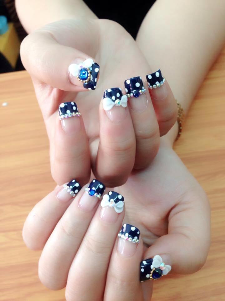 Queen Nails - Tiệm làm nail đẹp và chất lượng nhất Đà Nẵng