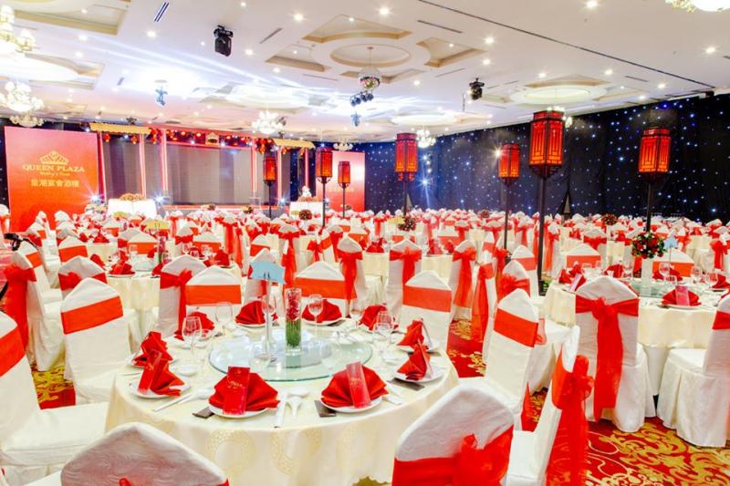 Trung tâm hội nghị tiệc cưới Queen Plaza