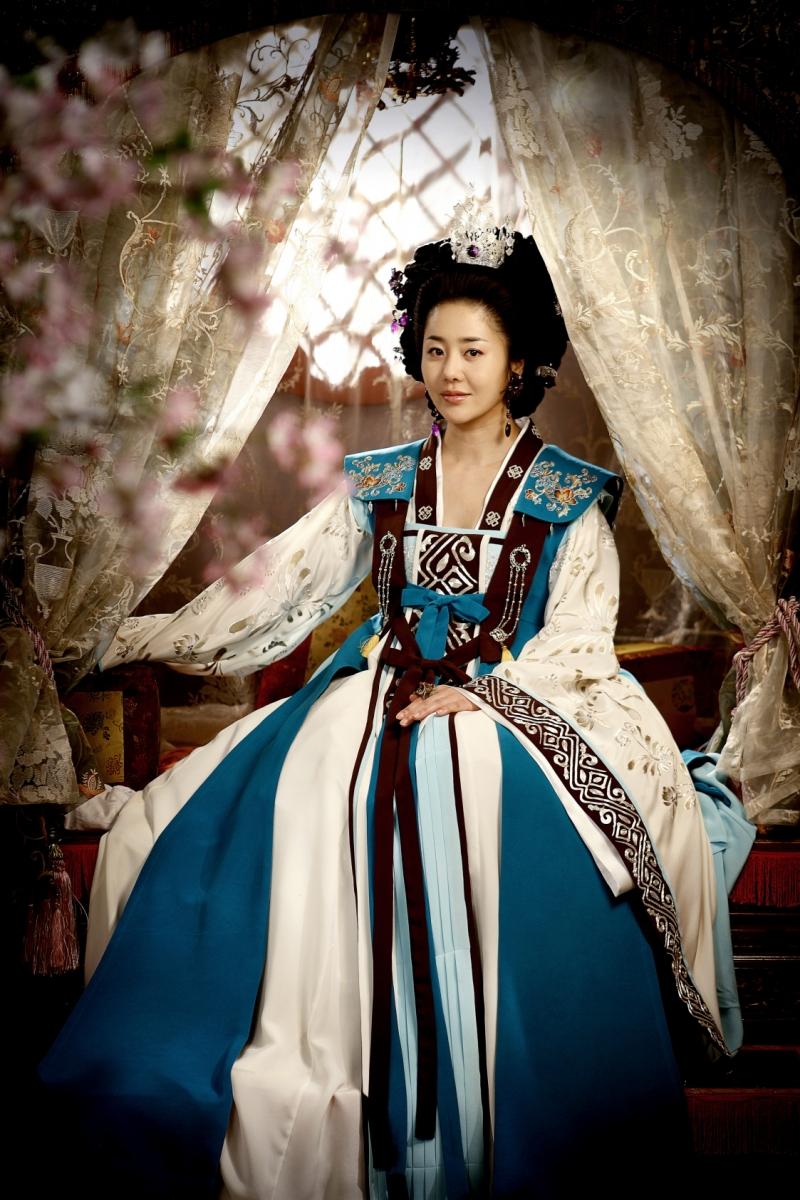 Queen Seon Duk (Nữ hoàng Seon Duk)