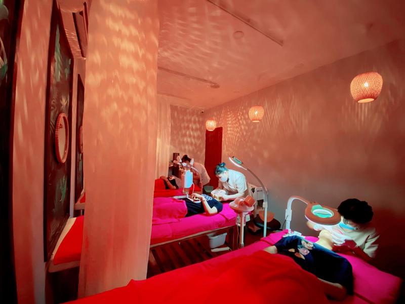 Tại QUEEN Spa các chị em sẽ được trải nghiệm đầy đủ những dịch vụ làm đẹp tốt nhất