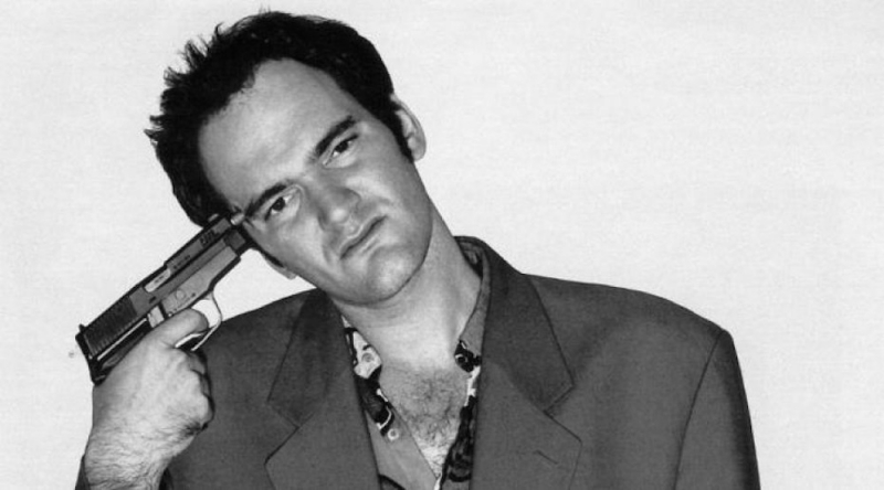 Đạo diễn Quentin Tarantino