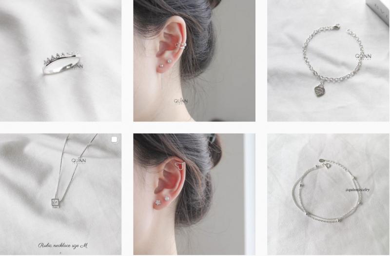 Top 10 websites mua trang sức bạc uy tín nhất hiện nay