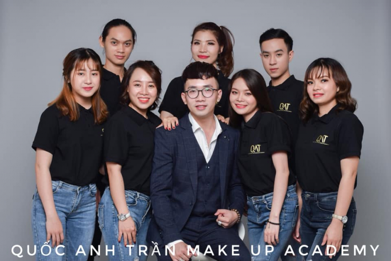 Quốc Anh Trần Make up Academy Birdal