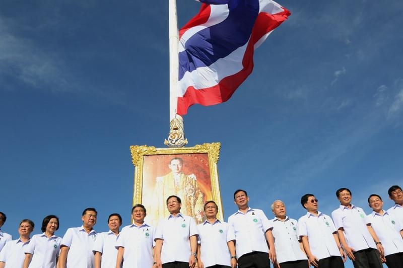 Quốc ca Thái Lan được phát trước mỗi bộ phim hay sự kiện văn hóa