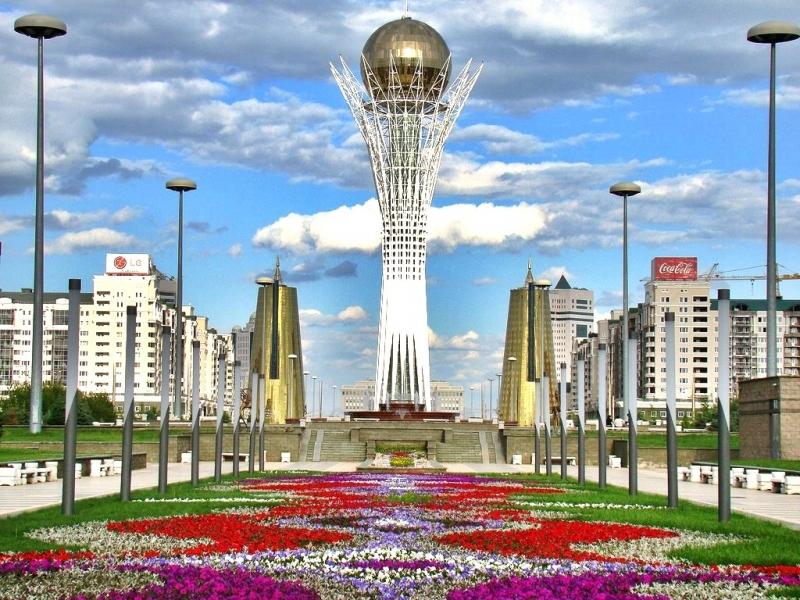 Đất nước Kazakhstan