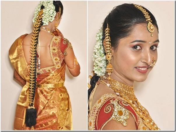 Trang sức bằng vàng của phụ nữ Ấn Độ