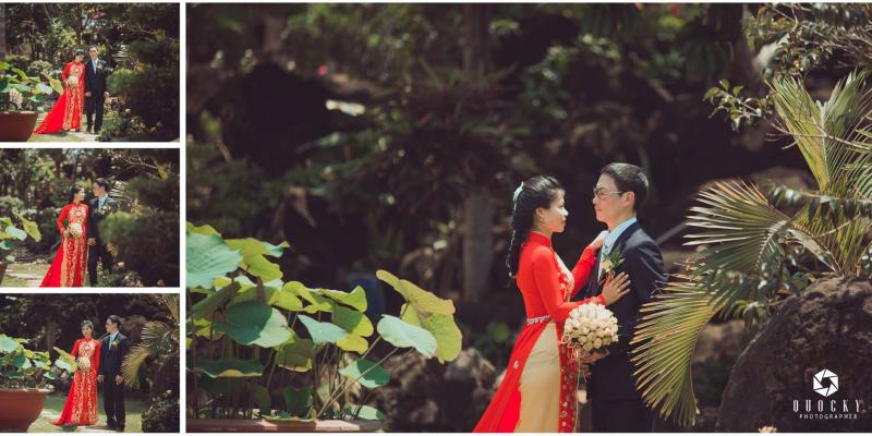 Quốc Kỳ Studio - Wedding