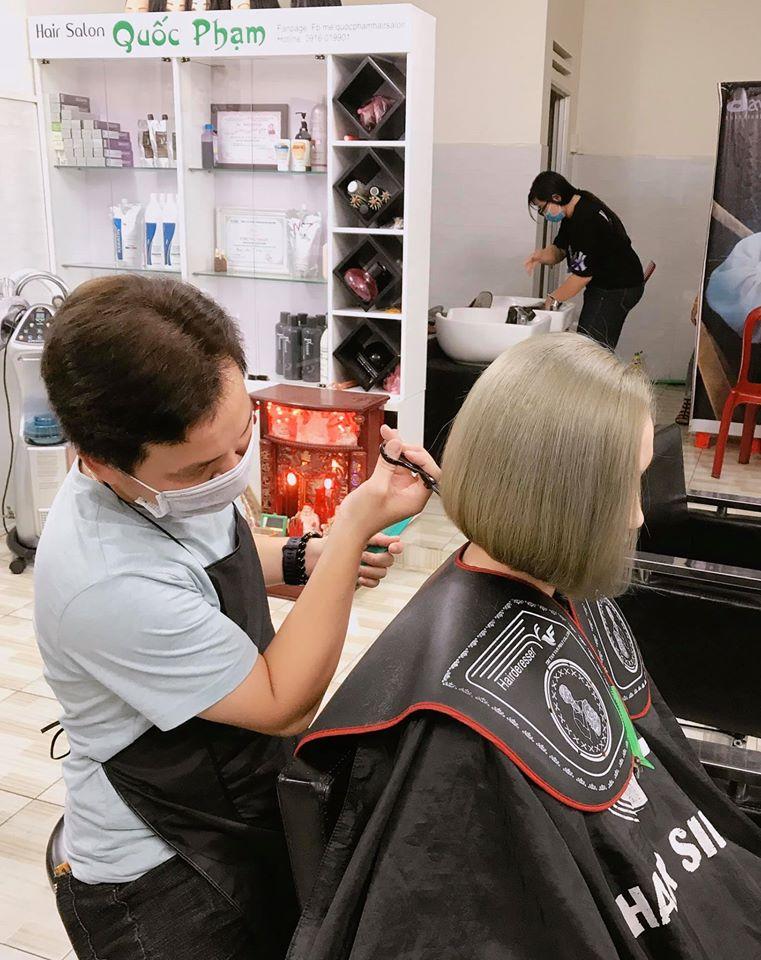 Quốc Phạm Hair Salon