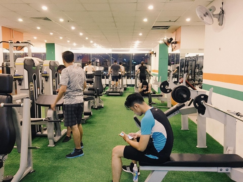 Quốc Thi Fitness and Yoga