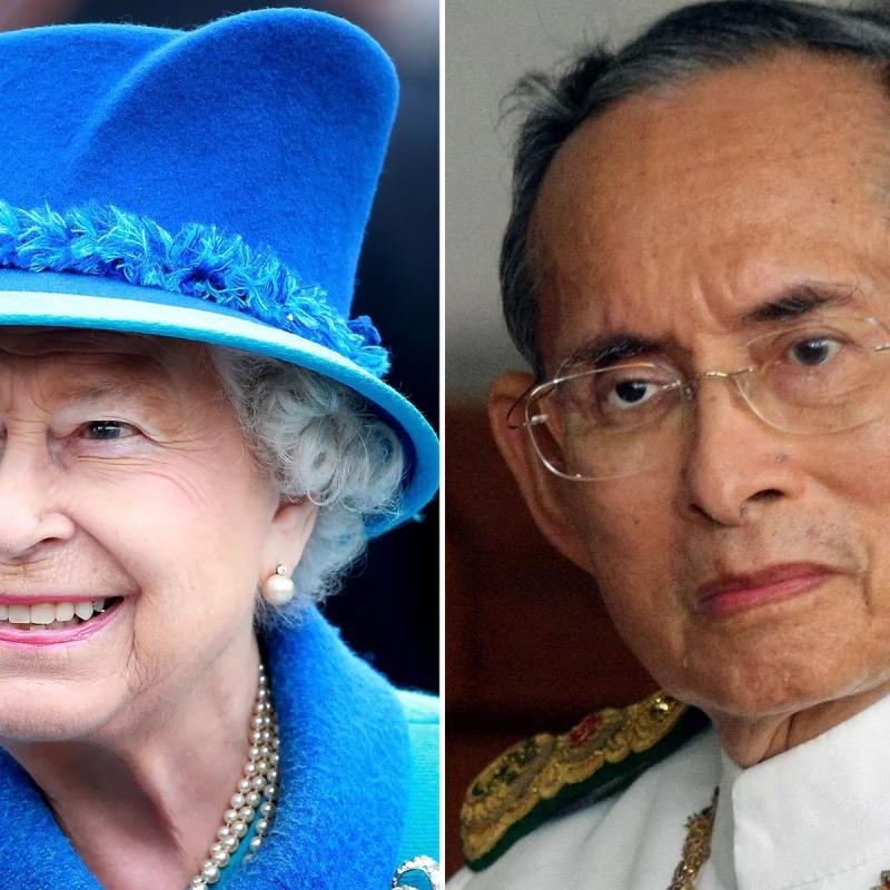 Chỉ sau Nữ hoàng Anh