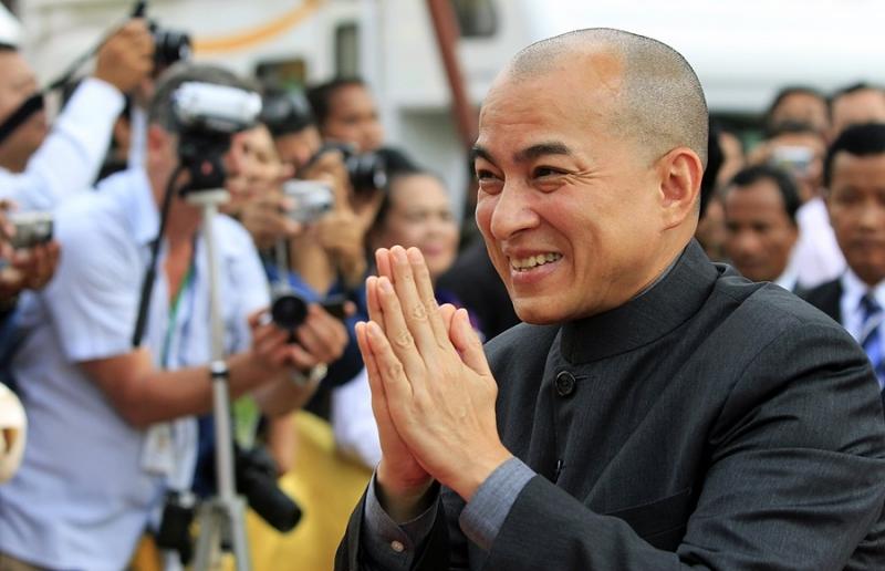 Quốc vương Campuchia: Norodom Sihamoni
