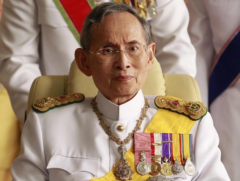 Quốc vương Thái Lan: Bhumibol Adulyadej