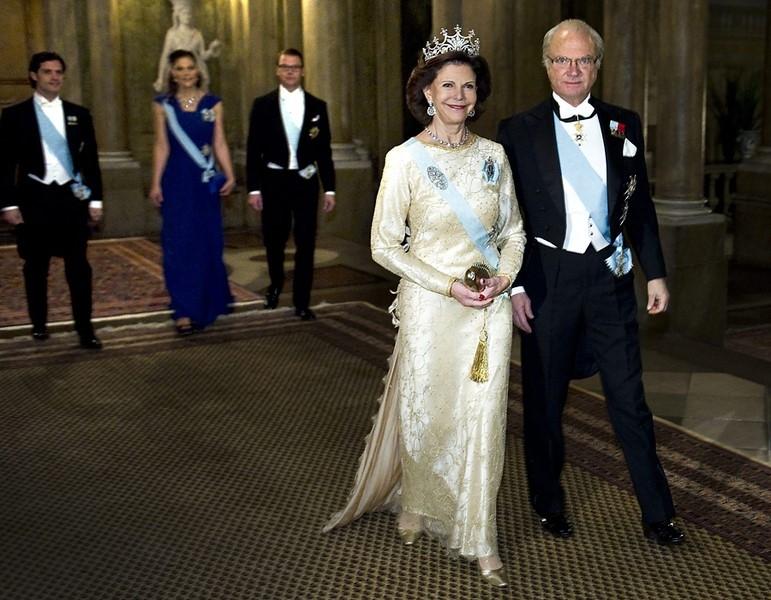 Quốc vương Thụy Điển: Carl XVI Gustaf