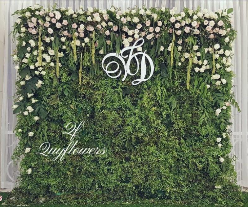 Thiết kế ở Quý Flowers