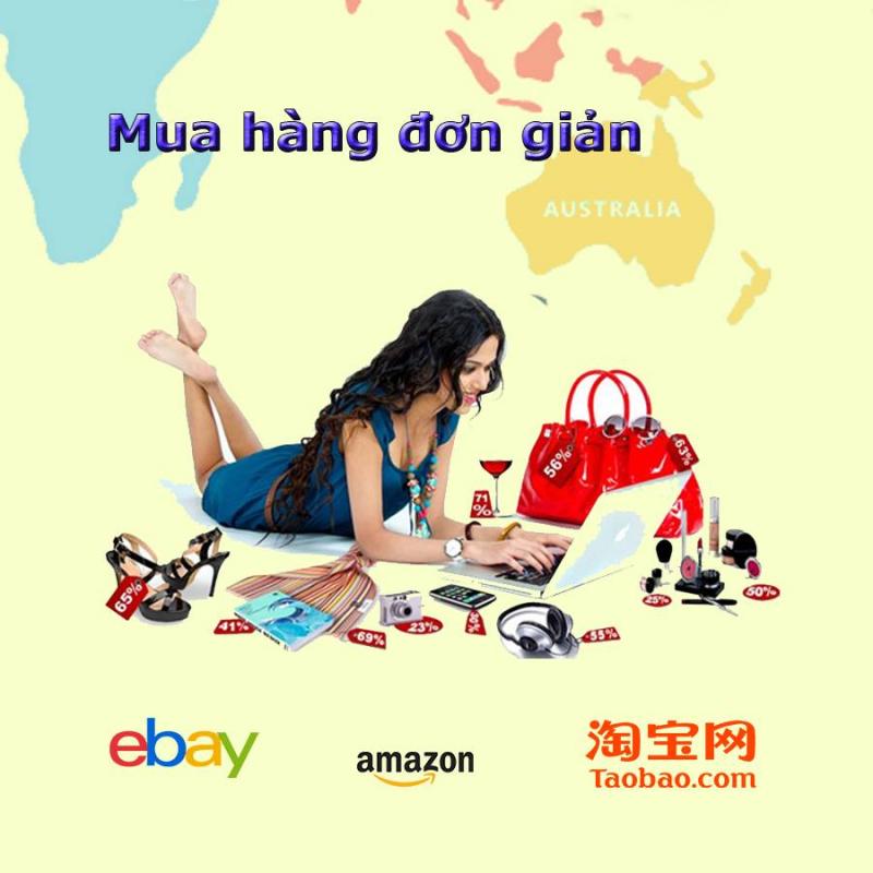 Quý Nam là đơn vị mua hộ – vận chuyển hàng hóa từ khắp nơi trên thế giới về Việt Nam.