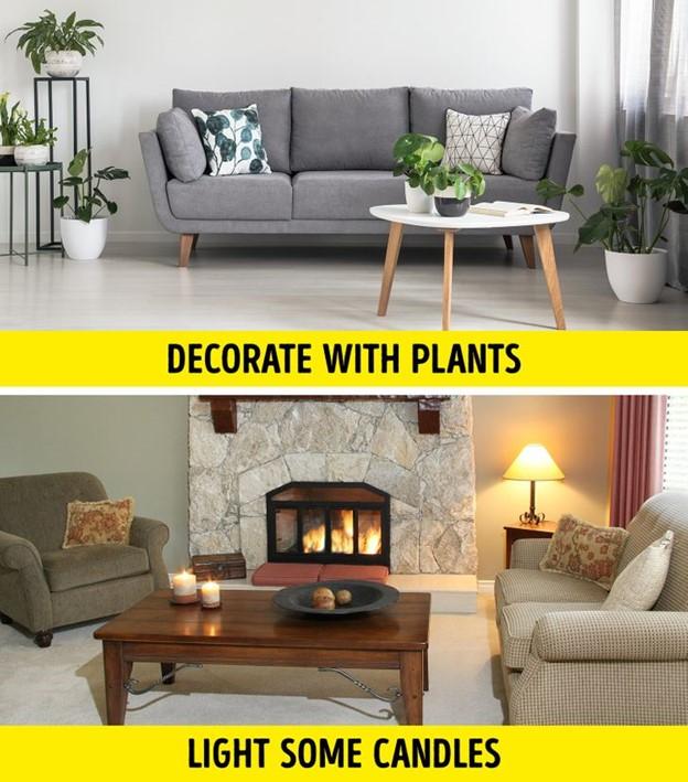 Các nguyên tắc thiết kế nội thất quan trọng và đơn giản để tạo ra một không gian ấm cúng