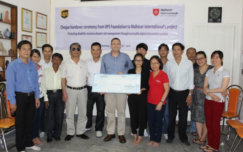 Quỹ từ thiện UPS