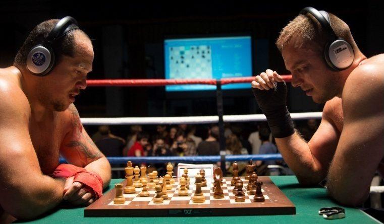 Quyền Anh cờ vua – Chess boxing