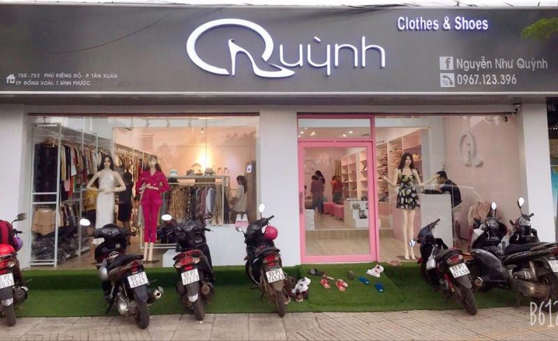 Quỳnh Clothes & Shoes