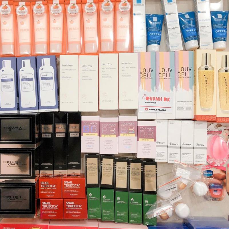 Quỳnh DK Cosmetics