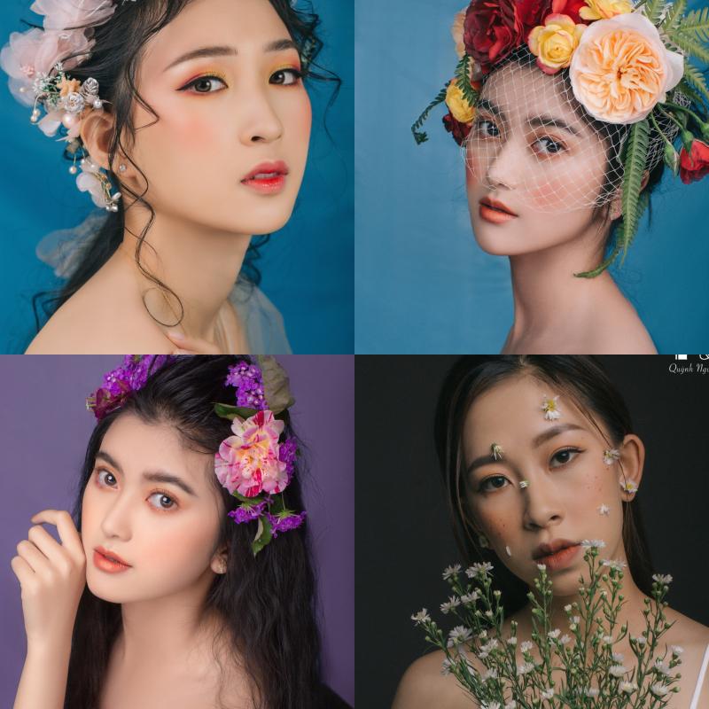 Quỳnh nguyễn Make Up Artist (Áo cưới T & Q Đà Lạt)