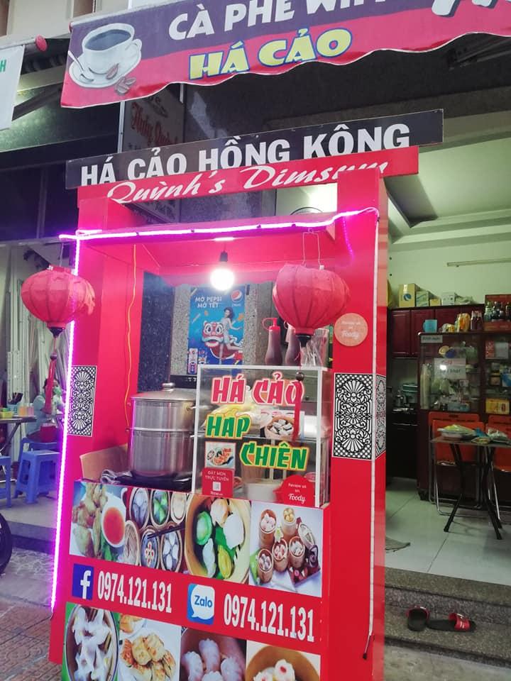 Quỳnh's Dimsum - Há Cảo Hồng Kong