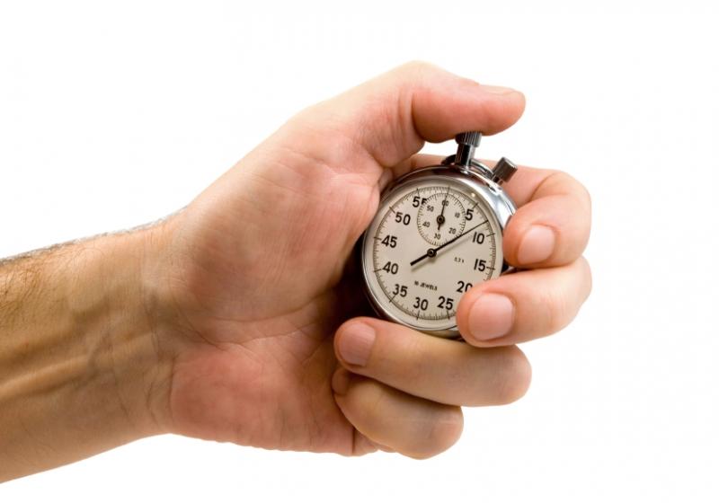 Ra thời hạn hoàn thành mục tiêu (Time-Bound)