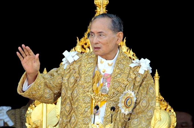 Rachasap - ngôn ngữ độc quyền của vua Thái Lan