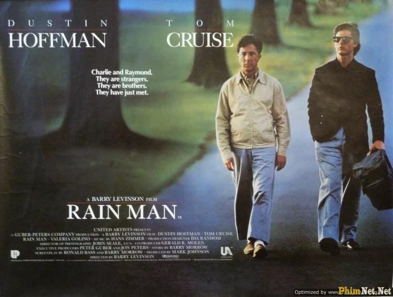 Rain Man đã gặt hái được rất nhiều thành công sau khi được công chiếu