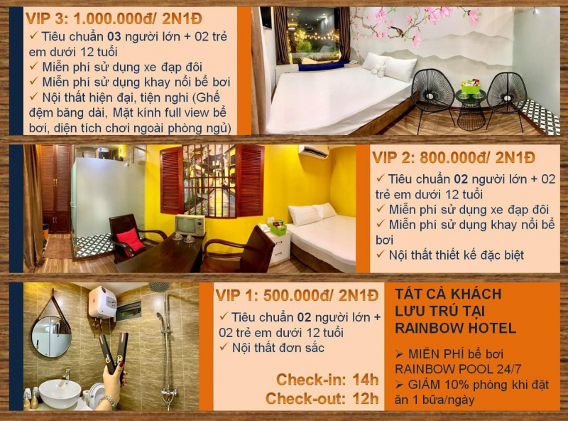 Rainbow Container Hotel - Cửa Lò