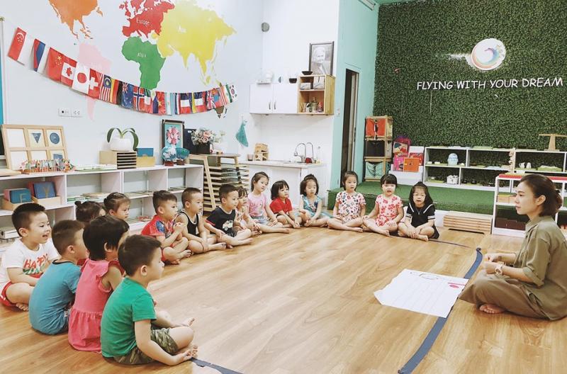 Trường Rainbow Montessori Kindergarten