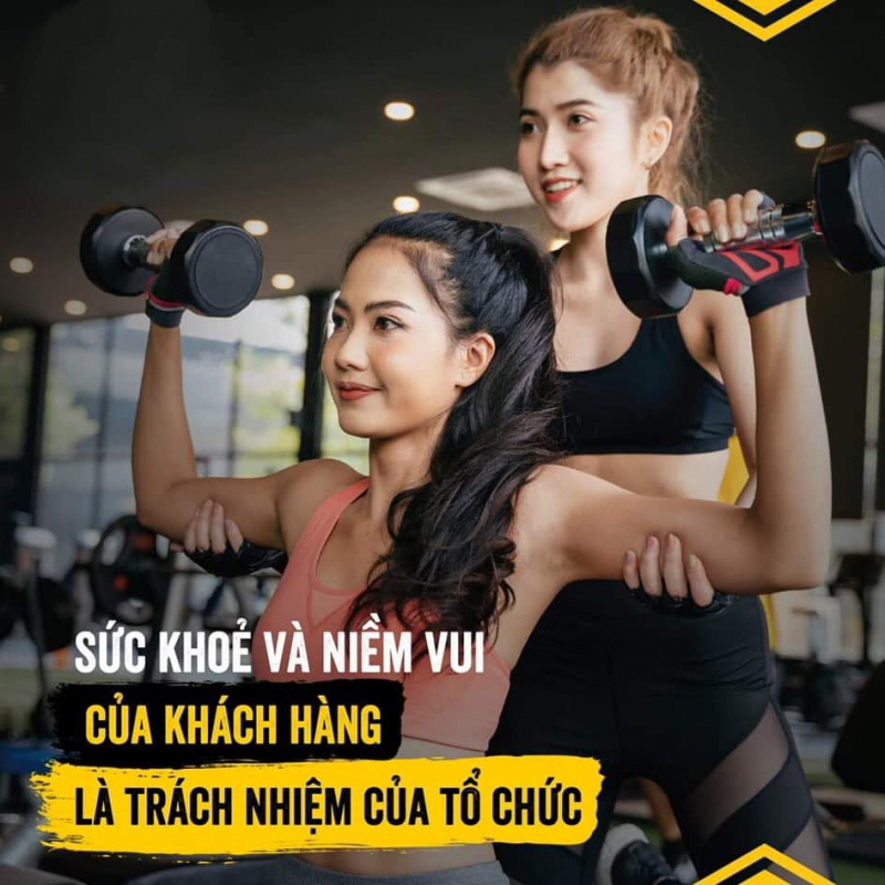 Rainy Fitness - Quảng Ngãi