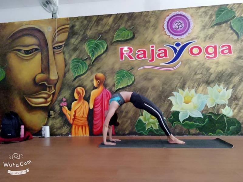 Raja Yoga Center
