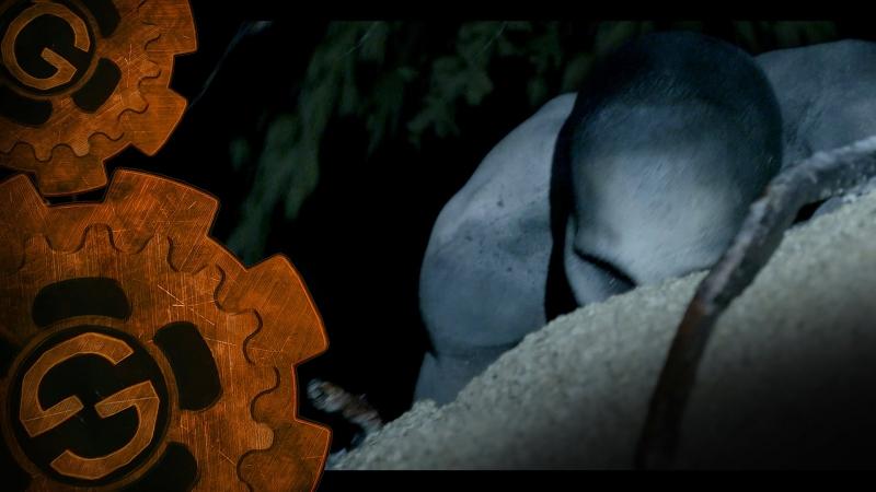 Sinh vật bí hiểm xuất hiện trong phim