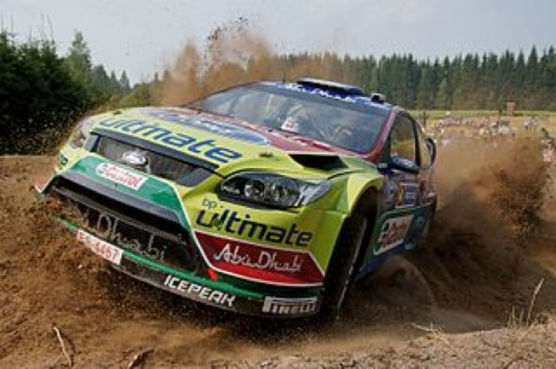Giải đua Rally Phần Lan