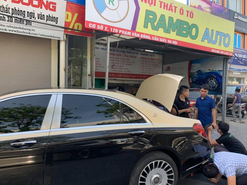 Rambo Auto