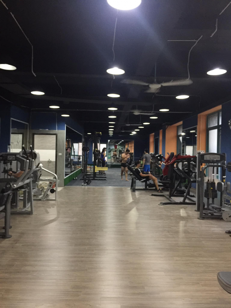 Rambo Gym - Fitness
